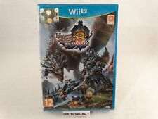 MONSTER HUNTER 3 ULTIMATE NINTENDO WII U WIIU PAL EU EUR ITA ITALIANO * NUOVO *
