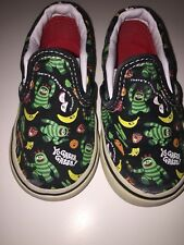 Vans Off the Wall Yo Gabba Gabba! Party In My Tummy Shoes Toddler 5