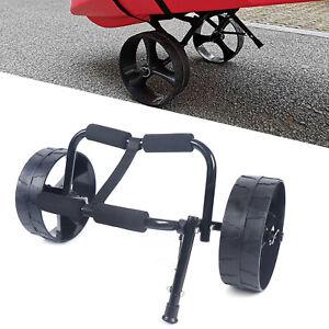 Multifonction Peut être Plié Chariot de Kayak en Aluminium Facile à Démonter