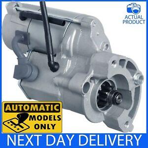 LAND ROVER Freelander 2 Mk2 2.2 SD TD4 eD4 Diesel 2006-2014 224DT STARTER MOTOR