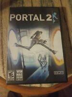 PORTAL 2  Classic Valve PC Mac Win Computer Puzzle Video Game