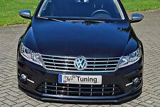 Spoilerschwert Frontspoiler aus ABS VW Passat CC R-Line mit ABE Sonderaktion