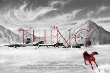 The Thing by Jason Edmiston Mondo Poster Print