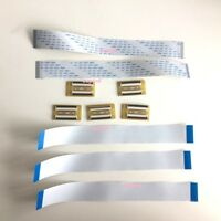 5 x 45Pin To 45Pin ZIF 0.5mm pitch Connector + Flat line Cable FPC FFC Extend