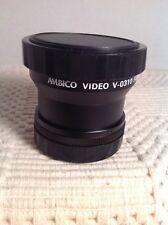 Ambico Video V-0310 Fish-Eye Lens Japan