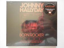Born Rocker Tour - Edition limitee Michel Mallory Long Chris G Jackson Warner CD