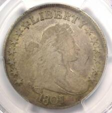 1807 Draped Bust Half Dollar 50C - PCGS VG Details - Rare Certified Coin