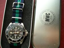 MWC Military Diver Style AUTOMATIC Watch Mens