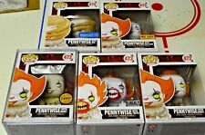 Funko Pop Complete Pennywise Lot!!!