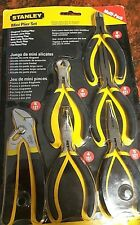 STANLEY MINI 6 PIECE PLIERS SET