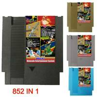 852 in 1 Games Card For Nintendo NES Games Cartridge Multi Cart 405 447 in 1 New