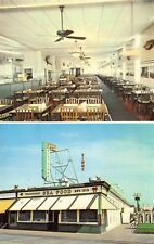 NJ - 1950's Simm's Restaurant in Ocean City, New Jersey - Cape May County
