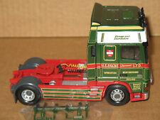 Corgi 1/50 scale DAF 95XF Super Space Cab Tractor Unit ONLY - H E PAYNE TRSP LTD