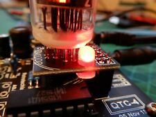 Six Tube Cells for ZM1000 Nixie tube to Fit the QTC Nixie Tube Clock range