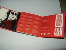 Elton & Bernie Elton John cd album uk Promo MITSCJ1 Mercury 2001 Ex/Nr Mint Rare