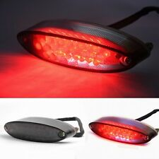 28 LED Motorcycle Scooter Brake Stop Running Rear Tail Light Universal 12V Red