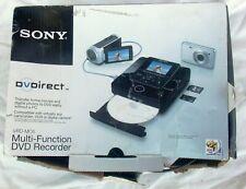 Sony DVDIrect VRD-MC6 Multi Function DVD Recorder