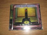 "THE BLUE HEARTS "" JUKEBOX OF MALADIES "" {PA} CD ALBUM - UK FREEPOST"