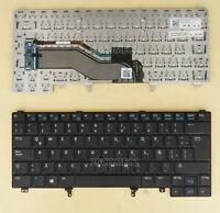 For Dell Latitude E6420 E6430 E6440 xt3 Keyboard no Backlit Latin Spanish Teclad