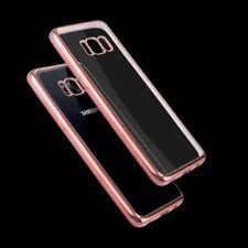 Étuis, housses et coques roses transparentes Universel pour téléphone mobile et assistant personnel (PDA)