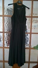 Jones New York (American) Ladies black cocktail dress NEW uk14 us12 V-neck