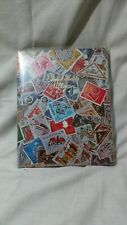 STAMP COLLECTORS ALBUM WITH OVER 1000 STAMPS
