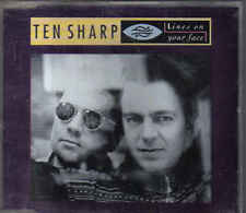 Ten Sharp-Lines On Your Face cd maxi single
