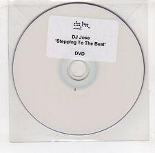 (GV163) DJ Jose, Stepping To The Beat - DJ DVD