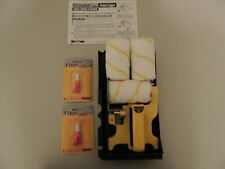 Accubrush Paint Edger 8 Piece Kit With Washable Rollers NEW