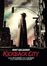 KICKBACK CITY (FT. THE LIE FACTORY) RORY GALLAGHER [3 CD] NEW & SEALED