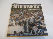 St. Louis Blues hockey newspaper Mid Rivers News Magazine - Stanley Cup 2019