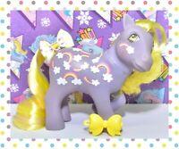 ❤️My Little Pony MLP G1 Vtg 1984 Twice as Fancy Merriweather Rainbow TAF❤️