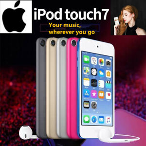 🔥 NEW Apple iPod Touch 6/7th Generation 32GB, 128GB, 256GB  MP3 Video Player🔥