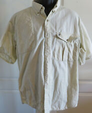Browning Super Naturals Hunting Shooting Shirt Padded Shoulder Ventilated XL