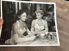 Virginia Mayo Beautiful Movie Publicity Photo Sexy Dress 8x10