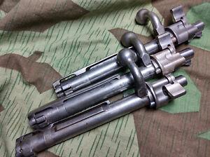 K98 Model 98 Mauser Bolt Complete, No Serial Numbers