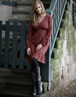 CREPE BUTTON DETAIL DRESS from PEPPERBERRY by BRAVISSIMO RRP £69 (9)