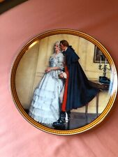"""knowles collector plates 9.5 """". The unexpected proposal"""