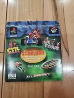 PS1 Pizza Hut Demo disc one, Playstation 1 Final Fantasy