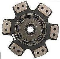 CLUTCH 108925-45, 10892545 6 PADDLE 10 SPRING 2250 LB/FT 4000 PLATE LOAD EZ