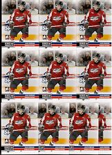 ADAM HENRIQUE 09/10 ITG H&P Rookie Lot of (10) #174 New Jersey Devils RC