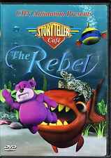 Storyteller Cafe: The Rebel, BRAND NEW FACTORY SEALED DVD (2007, CBN)