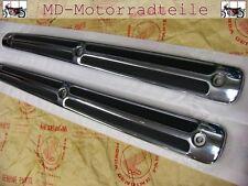 Honda CB 750 Four K1 K2 - K6 Hitzeschutzbleche Auspuff Protector, muffler Set