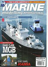 MARINE MODELLING INTERNATIONAL,  MARCH, 2014  ( REVIEW SPRINTER MINITUG )