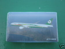 EVA AIR B777-300ER Airlines playing cards