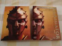 Gladiator Russell Crow Ridley Scott Edicion Extendida - 3 x DVD Español - T