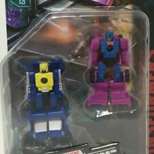 TRANSFORMERS Earthrise War for Cybertron Roller Force & Ground Hog NEW