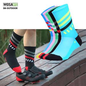 Cycling Sock MTB Bike Bicycle Socks Sports Running Compression Socks Men Women