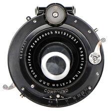Schneider 21cm f6.8 Angulon compound shutter  #1310231