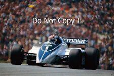 Nelson Piquet Brabham BT50 AUSTRIACO GRAND PRIX 1982 fotografia 1